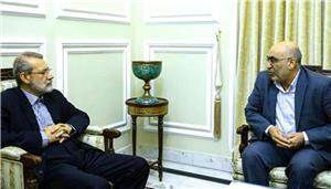 دکتر لاریجانی در دیدار رئیس کل سازمان امور مالیاتی تاکید کرد: معافیت های مالیاتی باید متناسب و هدفمند شود