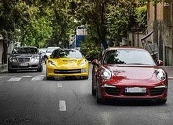 دریافت مالیات از مالکان خودروهای میلیاردی
